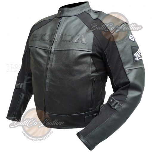 HONDA HEAVY BIKE LEATHER GEAR side2