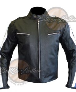 BMW Heavy bike Leather Jacket 6