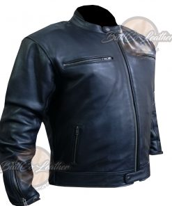 CUSTOM MOTORCYCLE LEATHER GEAR sie33
