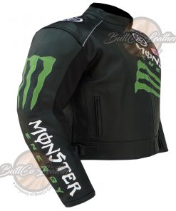 YAMAHA MONSTER LEATHER GEAR side2